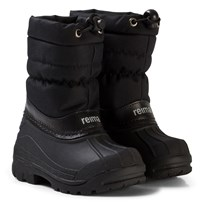 Reima Winter Boots Nefar Black Black
