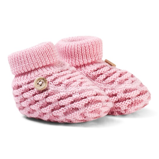 Reima Lepo Booties Pale Rose Pale Rose