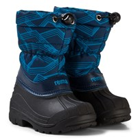 Reima Winter Boots Nefar Blue Blue