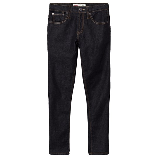 Levis Kids Dark Wash 520 Extreme Tapered Jean 46