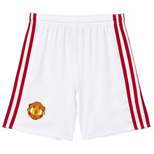 Image of Manchester United Man United FC Home Jersey Shorts 13-14 years (3065587161)
