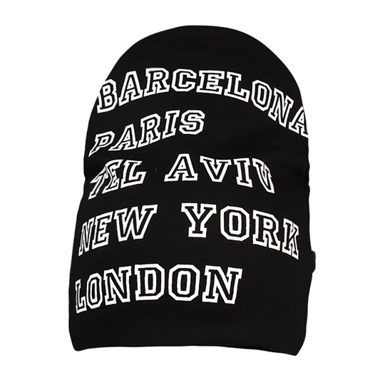 The BRAND Hat Black City Black