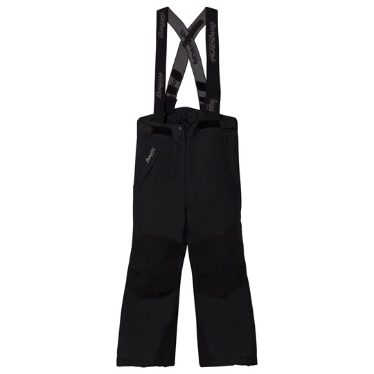 Bergans Hovden Black Winter Pants Black