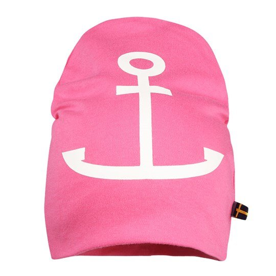 The BRAND Hat Pink Anchor Pink