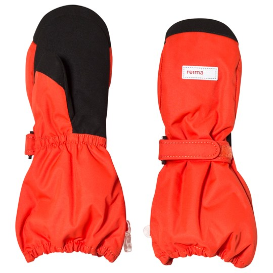 Reima Reimatec® Mittens Ote Flame Red Flame Red