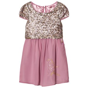 Image of Disney Boutique Rapunzel Sequin Top Party Dress 5-6 years (2946989171)