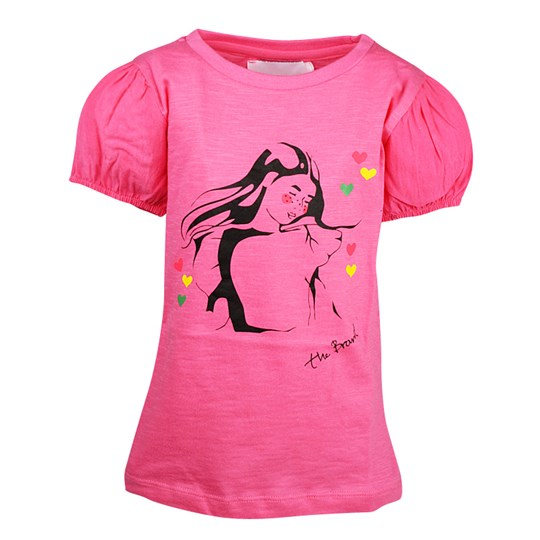The BRAND Girly Tee Pink Pink