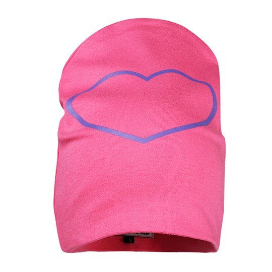 The BRAND Hat Pink Heart Pink
