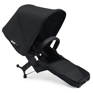 Image of Bugaboo Bugaboo Donkey² Duo Extension Set Complete Black/Black Duo Extension Set Black/Black (3008597285)