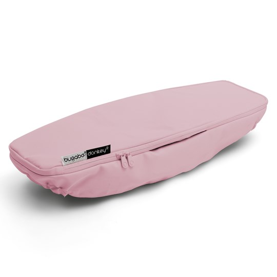 Bugaboo Bugaboo Donkey² Side Luggage Basket Cover Soft Pink Soft Pink