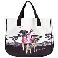Molo Big Beach bag Safari Animals Safari Animals