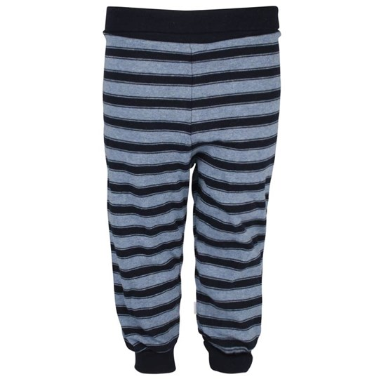 Joha Byxor Sailor Stripe  Blue