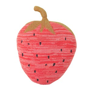 Image of ferm LIVING Fruiticana Strawberry Toy (3058026073)