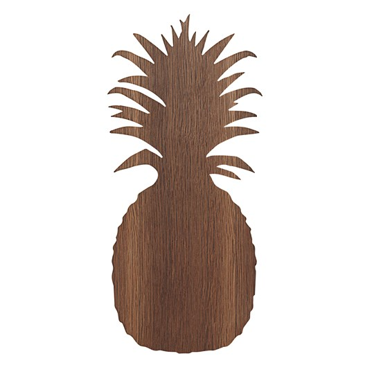 ferm LIVING Pineapple Lamp - Smoked Oak Smoked Oak