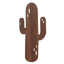 ferm LIVING Cactus Lamp - Smoked Oak Smoked Oak