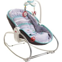 Tiny Love 3 in 1 Rocker Napper Grey Black