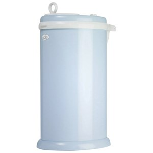 Image of Ubbi Ubbi Diaper Pail Light Blue Blå (3059474341)