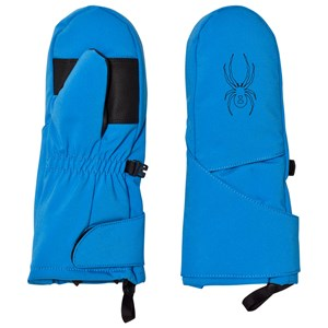 Image of Spyder Blue Younger Cubby Ski Mittensn L (5.5) (2808736027)