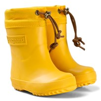 Bisgaard Thermo Wool Rubber Boot Yellow Yellow