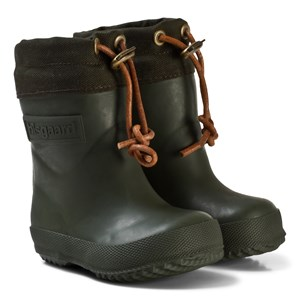 Image of Bisgaard Thermo Rubber Boots Green 33 EU (3125342611)