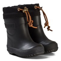 Bisgaard Thermo Wool Rubber Boot Black Black