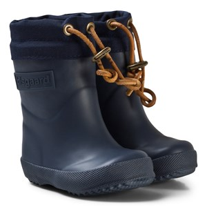 Image of Bisgaard Thermo Rubber Boots Blue 22 EU (3125348999)