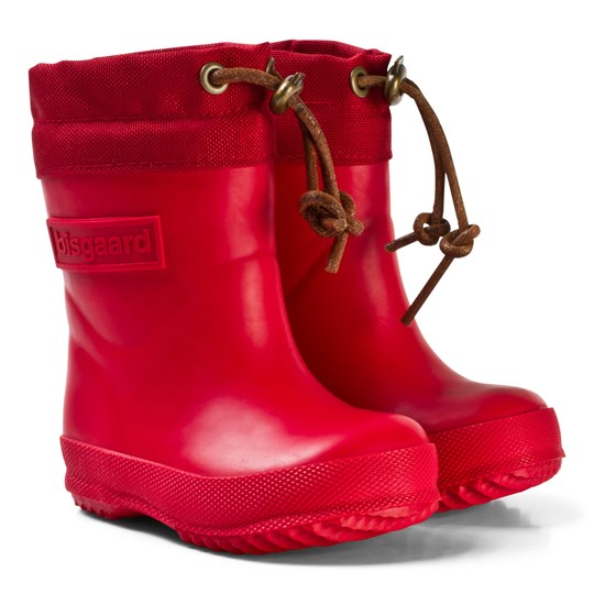 Bisgaard Thermo Rubber Boots Red Red