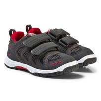Viking Cascade Shoes II Gore-Tex Charcoal/Red Black