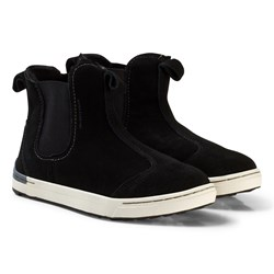 Viking Rim Mid Winter Boots Black/White