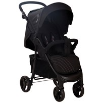 Basson Baby Scoop Stroller Black Black