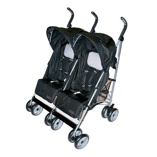 Basson Baby Basson Travel Twin Stroller Multi