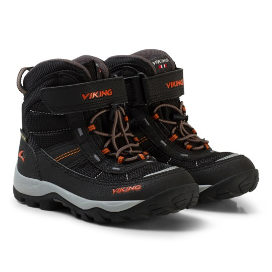 Viking Winter Boots Sludd Gore-Tex® Black/Red Black