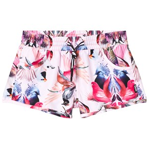 Image of Molo Nalika Swimming Shorts Mirror Birds 110/116 cm (2813428449)