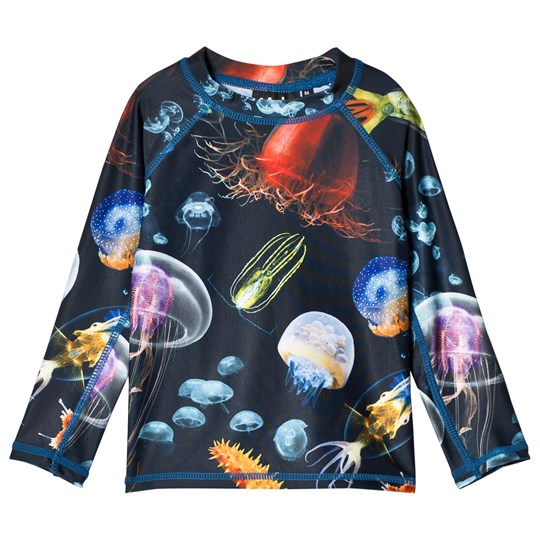 Molo Neptune UV Shirt Long Deep Sea Deep Sea