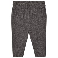 Noa Noa Miniature Trousers,Long DARK GREY MELANGE Dark Grey melange