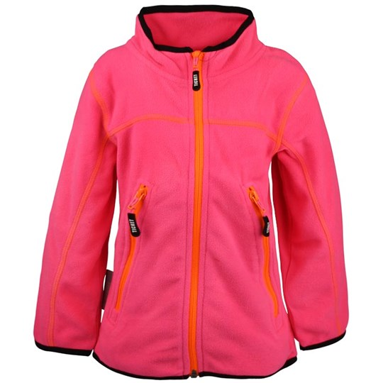 Ticket to heaven Luna Fleece Jacket Neon Pink Pink