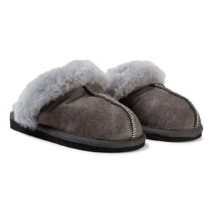 Image of Shepherd Åre Slippers Antique/Grey 30 EU (2743819907)