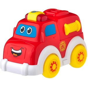 Image of Playgro Jerry's Class Lights & Sounds Fire Truck 6 months - 3 years (3056116613)