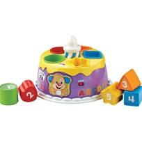 Fisher Price Smart Stages™ Magical Lights Birthday Cake пестрый