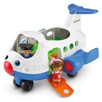 Fisher Price Little People Lil' Movers™ Flygplan Multi