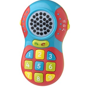 Image of Playgro Jerry's Class Dial-A-Friend-Phone 6 months - 3 years (3056116611)