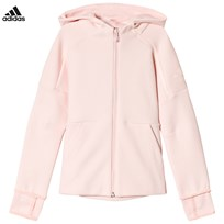 adidas Performance Pink ZNE 2 Hoodie ICEY PINK F17/ICEY PINK F17