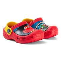 Crocs Tofflor, McQueen & Francesco, Flame/Yellow Red