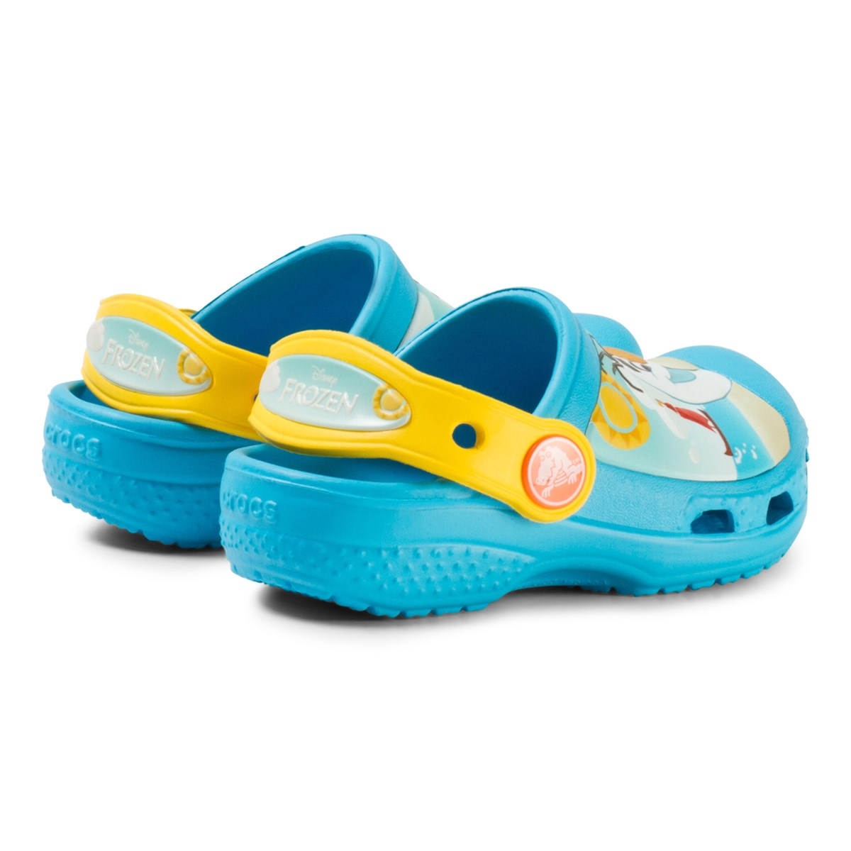 d82300730 Crocs - Creative Crocs Disney Frozen Olaf Clogs Electric Blue - Babyshop.com