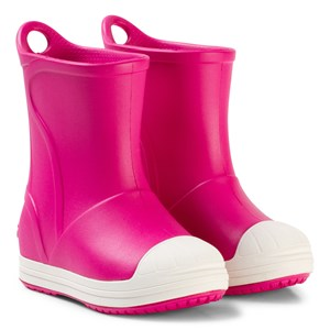 Image of Crocs Bump It Boots Candy Pink/Oyster 29-30 EU (2814962171)