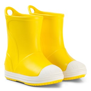 Image of Crocs Bump It Boots Yellow/Oyster 29-30 EU (2814962193)