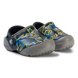 Crocs The Fun Lab Batman™ Clogs Smoke