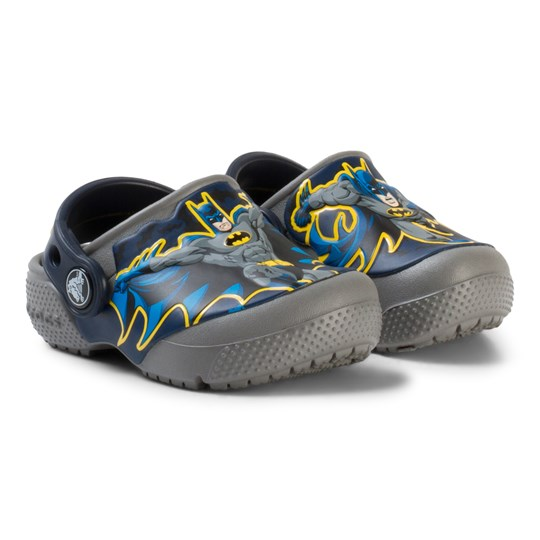 Crocs The Fun Lab Batman™ Clogs Smoke Black
