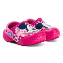 Crocs Tofflor, FunLab Mickey Clog, Candy Pink Pink