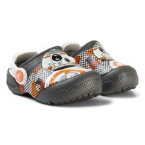 Crocs Tofflor, FunLab BB-8 Clog, Graphite Black